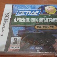 Videojuegos y Consolas: APRENDE CON NOSOTROS DRIVERS'ED A ESTRENAR ESPAÑOL COMPLETO. Lote 193903037