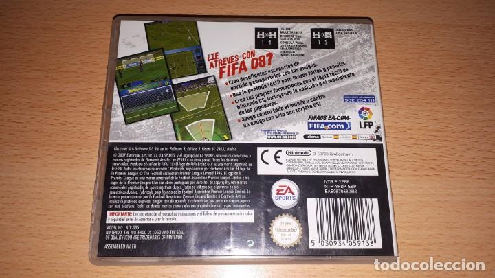 Videojuegos y Consolas: 3 JUEGOS NINTENDO DS FIFA 08-09-10 - Foto 8 - 194236738