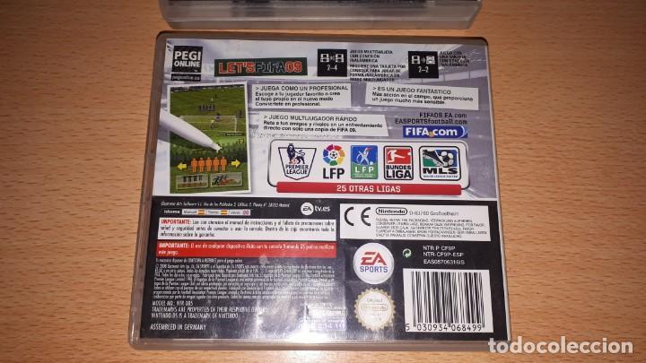 Videojuegos y Consolas: 3 JUEGOS NINTENDO DS FIFA 08-09-10 - Foto 9 - 194236738