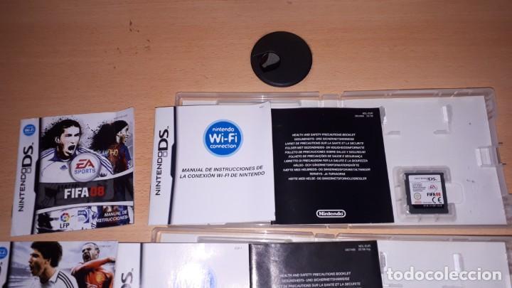 Videojuegos y Consolas: 3 JUEGOS NINTENDO DS FIFA 08-09-10 - Foto 15 - 194236738
