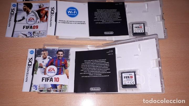 Videojuegos y Consolas: 3 JUEGOS NINTENDO DS FIFA 08-09-10 - Foto 17 - 194236738