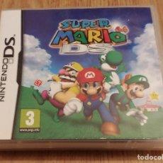 Videojuegos y Consolas: SUPER MARIO 64 DS SIN MANUAL PARA NINTENDO DS. Lote 194250743