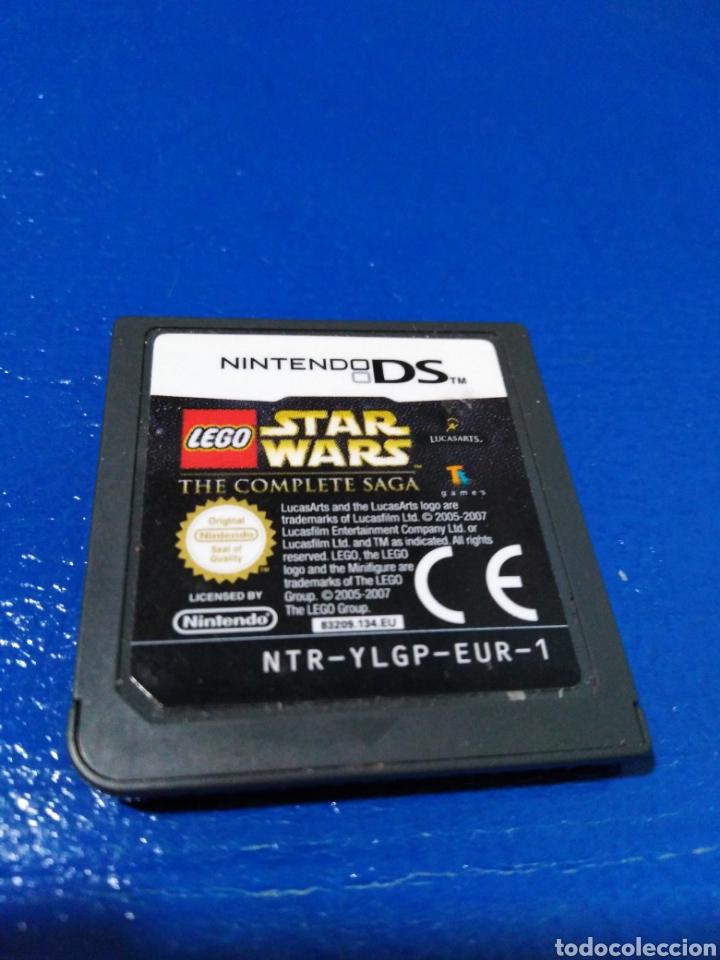JUEGO NINTENDO DS LEGO STAR WARS THE COMPLETE SAGA (Juguetes - Videojuegos y Consolas - Nintendo - DS)