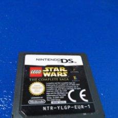 Videojuegos y Consolas: JUEGO NINTENDO DS LEGO STAR WARS THE COMPLETE SAGA. Lote 194538048