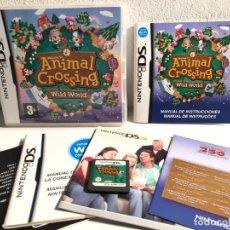 Videojogos e Consolas: ANIMAL CROSSING: WILD WORLD NINTENDO DS. Lote 195137308