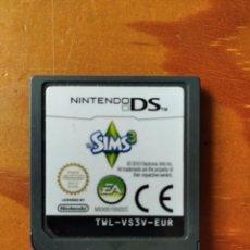 Videojuegos y Consolas: SIMS 3 - VIDEOJUEGO PAL DE NINTENDO DS -. Lote 195981385