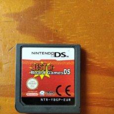 Videojuegos y Consolas: BEST OF BOARD GAMES DS - VIDEOJUEGO PAL DE NINTENDO DS -. Lote 195981841