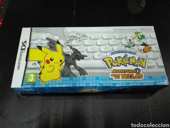 -TECLADO INALÁMBRICO NINTENDO DS BLUETOOTH (Juguetes - Videojuegos y Consolas - Nintendo - DS)