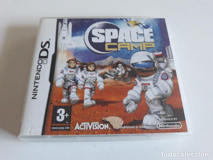 SPACE CAMP - NINTENDO DS (Juguetes - Videojuegos y Consolas - Nintendo - DS)