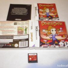 Videojuegos y Consolas: DINER DASH NINTENDO DS. Lote 196375371