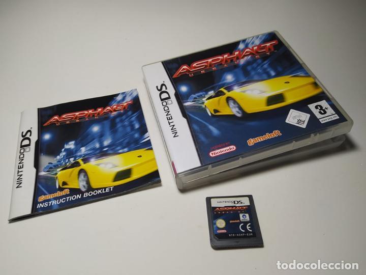 ASPHALT : URBAN GT ( NINTENDO DS - 3DS (Juguetes - Videojuegos y Consolas - Nintendo - DS)