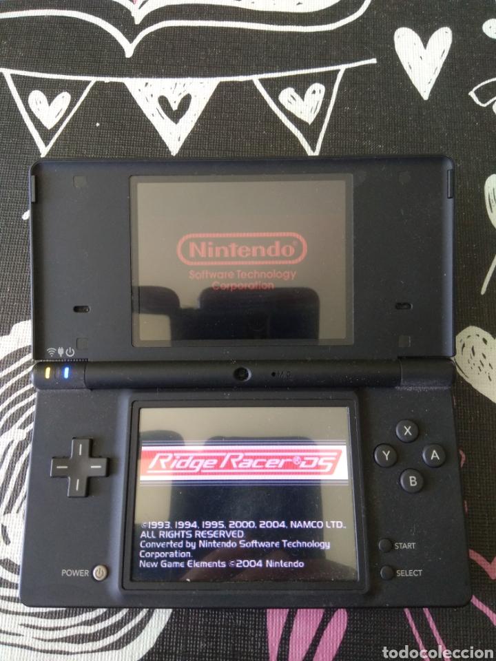 NINTENDO DSI COLOR NEGRO MATE. STYLE BOUTIQUE. RIDGE RACER DS (Juguetes - Videojuegos y Consolas - Nintendo - DS)