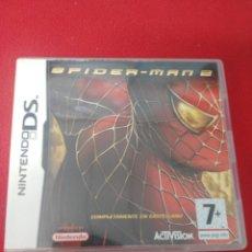 Videojuegos y Consolas: NINTENDO DS SPIDER MAN 2. Lote 199300656