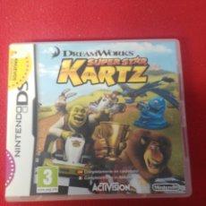Videojuegos y Consolas: NINTENDO DS SUPER STAR KARTZ. Lote 199346448