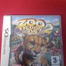 Videojuegos y Consolas: JUEGO NINTENDO DS ZOO 2. Lote 199352065