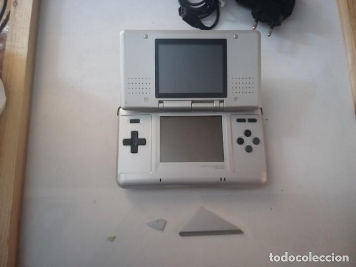 Videojuegos y Consolas: CONSOLA NINTENDO DS ,JUEGO Y CARGADOR. - Foto 3 - 199524943