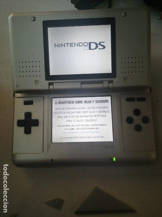 Videojuegos y Consolas: CONSOLA NINTENDO DS ,JUEGO Y CARGADOR. - Foto 4 - 199524943