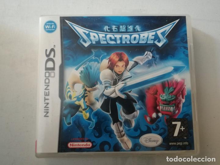 JUEGO NINTENDO DS. SPECTROBES (Juguetes - Videojuegos y Consolas - Nintendo - DS)