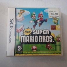 Videojuegos y Consolas: JUEGO NINTENDO DS. NEW SUPER MARIO BROS. Lote 199527625
