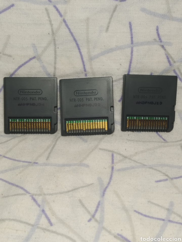 Videojuegos y Consolas: 3 juegos nintendo DS - Foto 3 - 200028318