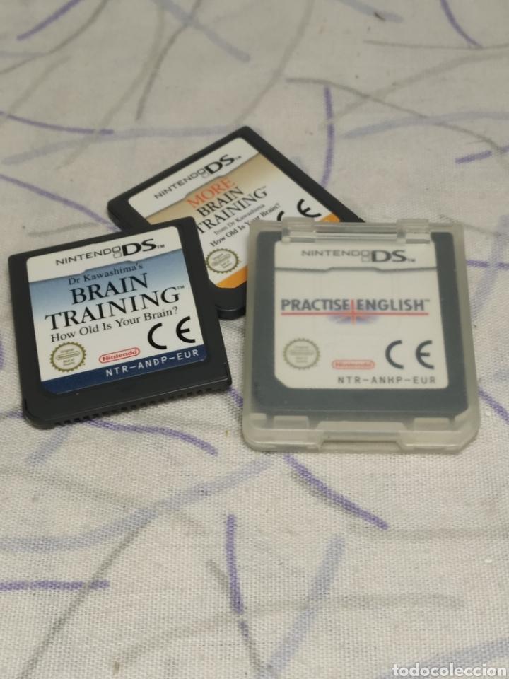 Videojuegos y Consolas: 3 juegos nintendo DS - Foto 4 - 200028318