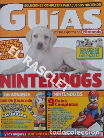 GUIAS NINTENDO ( SOLUCIONES COMPLETAS PARA JUEGOS NINTENDO) Nº 13 (Juguetes - Videojuegos y Consolas - Nintendo - DS)