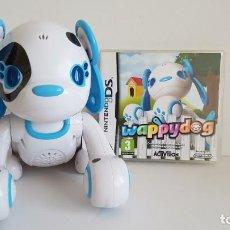 Videojuegos y Consolas: JUEGO WAPPYDOG PARA NINTENDO DS. Lote 200741731