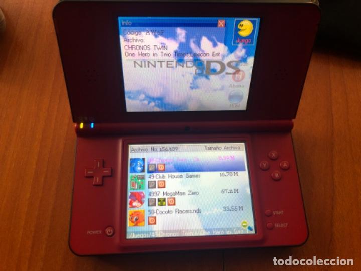 Videojuegos y Consolas: Nintendo DSI XL súper Mario Bross 25 aniversario - Foto 4 - 201710752