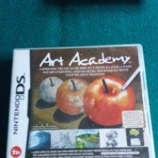 Videojuegos y Consolas: JUEGO NINTENDO DS ART ACADEMY. Lote 203388731
