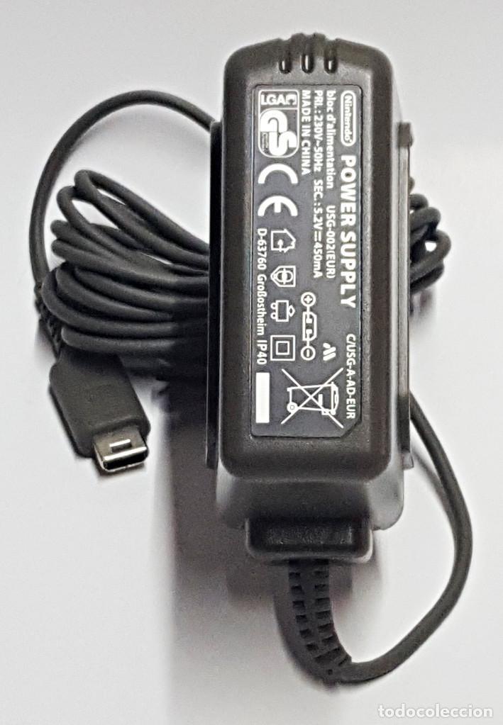 Videojuegos y Consolas: Consola NINTENDO DS LITE. Con cargador y juego BRAIN TRAINING - Foto 6 - 204060477