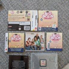 Videojuegos y Consolas: VIDEOJUEGO NINTENDO DS BIG BRAIN ACADEMY. Lote 204085860