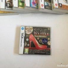 Videojuegos y Consolas: STYLE BOUTIQUE (PARA NINTENDO DS). Lote 205443703