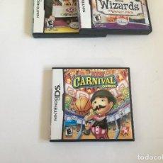 Videojuegos y Consolas: NEW CARNIVAL GAMES (PARA NINTENDO DS). Lote 205444587