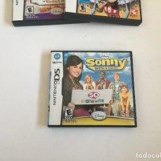 Videojuegos y Consolas: SONNY WITH A CHANCE (SUNNY ENTRE ESTRELLAS) (PARA NINTENDO DS). Lote 205444885