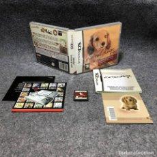Videojuegos y Consolas: NINTENDOGS DACHSHUND AND FRIENDS. Lote 206345957