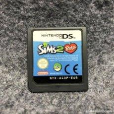 Videojuegos y Consolas: THE SIMS 2 PETS NINTENDO DS. Lote 206345972