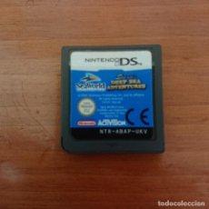 Videojuegos y Consolas: SEAWORLD DEEP SEA ADVENTURES NINTENDO DS CARTUCHO. Lote 206394288