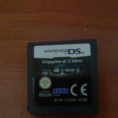 Videojuegos y Consolas: HULK THE INCREDIBLE NINTENDO DS CARTUCHO. Lote 206486781