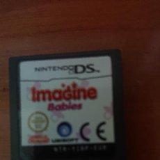 Videojuegos y Consolas: IMAGINE BABIES NINTENDO DS CARTUCHO. Lote 206487332
