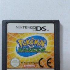Videojuegos y Consolas: POKEMON RANGER. NINTENDO DS. Lote 207009733