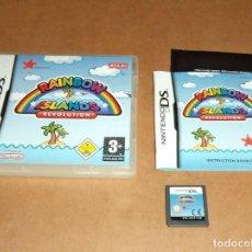 Videojuegos y Consolas: RAINBOW ISLANDS REVOLUTION PARA NINTENDO DS, PA. Lote 207569265