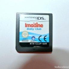 Videojuegos y Consolas: JUEGO IMAGINE BABY CLUB NINTENDO DS. Lote 207719221