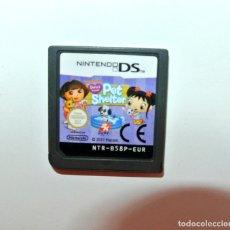 Videojuegos y Consolas: JUEGO DORA PET SHELTER NINTENDO DS. Lote 207719435