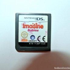 Videojuegos y Consolas: JUEGO IMAGINE BABIES NINTENDO DS. Lote 207720165