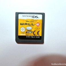 Videojuegos y Consolas: JUEGO WALLE NINTENDO DS. Lote 207720815