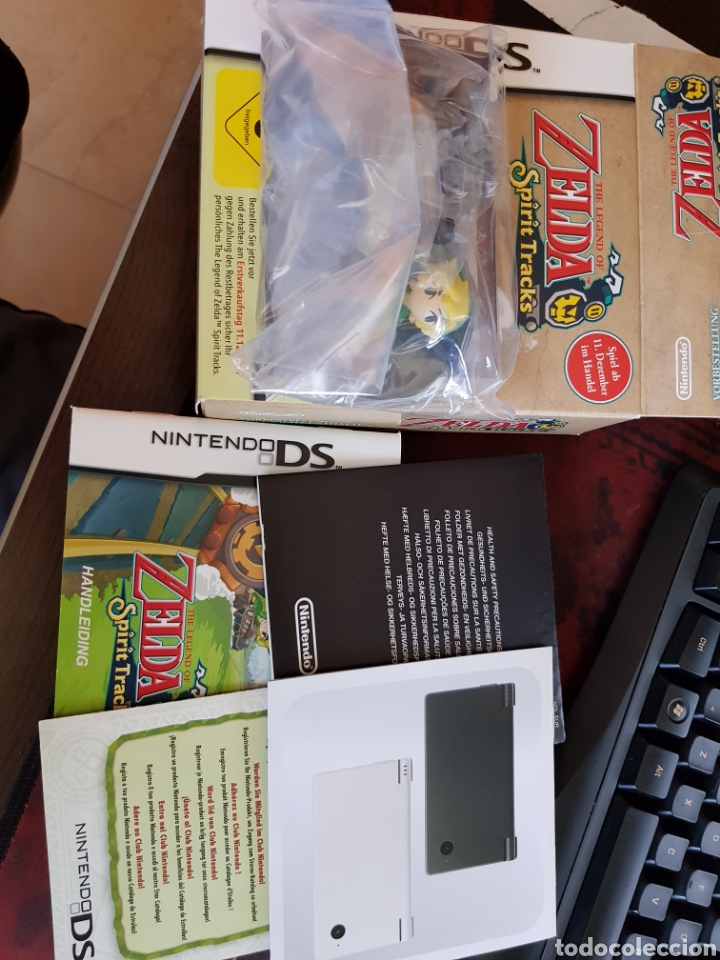 Videojuegos y Consolas: zelda spirit tracks - Foto 2 - 208692836
