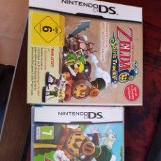 Videojuegos y Consolas: ZELDA SPIRIT TRACKS. Lote 208692836