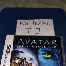 Videojuegos y Consolas: NINTENDO DS AVATAR EL VIDEOJUEGO UBISOFT. Lote 209617026