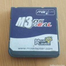 Videojuegos y Consolas: JUEGO DE CONSOLA , NINTENDO DS , M3 DS REAL. Lote 209885712