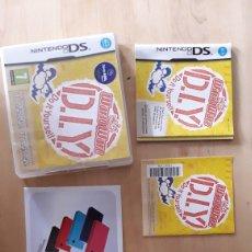 Videojuegos y Consolas: DYT. DO IT YOURSELF. NINTENDO DS. Lote 210622182